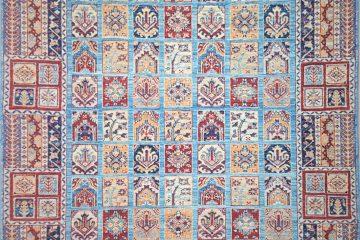 tapete samarkand bazar turcomano